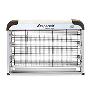Aspectek 20W 6000sqft Coverage Electronic Indoor Commercial insect and mosquito killer zapper eliminator