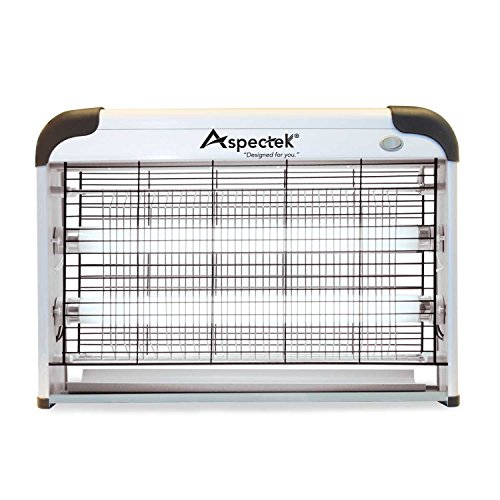 aspectek-powerful-20w-electronic-indoor-insect-killer-bug-zapper-fly-zapper-mosquito-killer