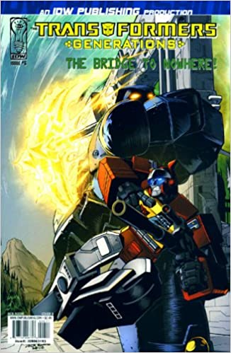 Ebook ilmaiseksi download android Transformers Generations #6 Comic - Nick Roche Variant Blaster Cover (IDW Publishing, 2006) B001PRD7I4 PDF RTF