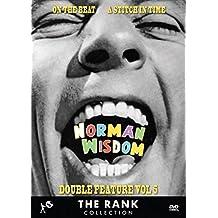 Norman Wisdom Double Feature Vol 5