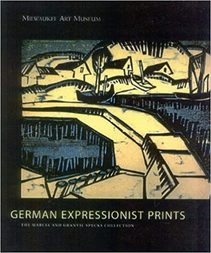 Book German Expressionist Prints: The Specks Collection at the Milwaukee Museum of Art