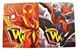 Marvel Ultimate Spiderman Web-Warriors 2 Folder Set ~ Iron Spider, Spidey with Spider-man 2099 by Innovative Design 101