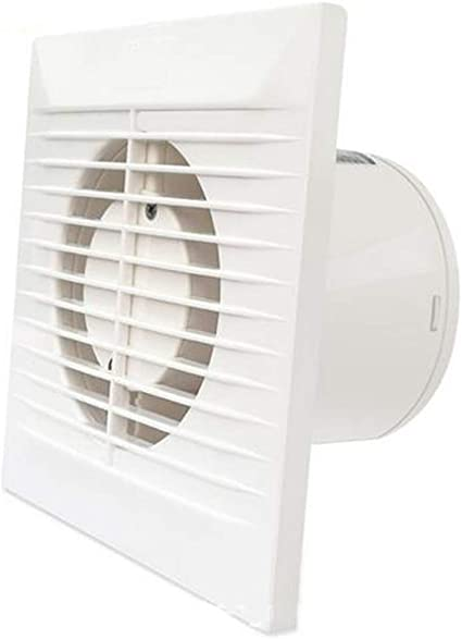 Amazon Com Ventilation Extractor Fan Bathroom Ventilation Exhaust Fan Modern Slim Design Easy Installation Ultra Quiet Bath Ventilator Fans Sports Outdoors
