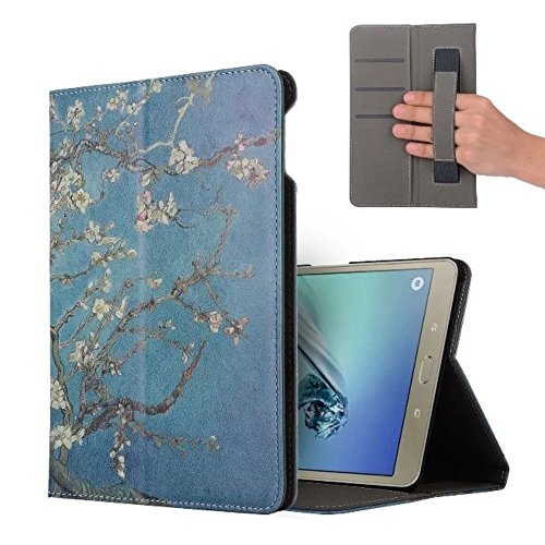 Ceslysun Ultra Slim Folio Flip Samsung Galaxy Tab S3 9.7 Case