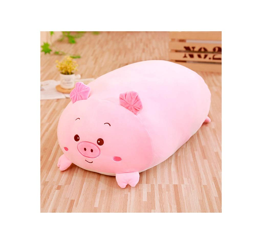 Lifangzhijia Down Cotton Pillow Plush Toy Pillow Reading Pillows Pillow Gift Toy Home Decor(90cm) (Color : Pink) by Lifangzhijia
