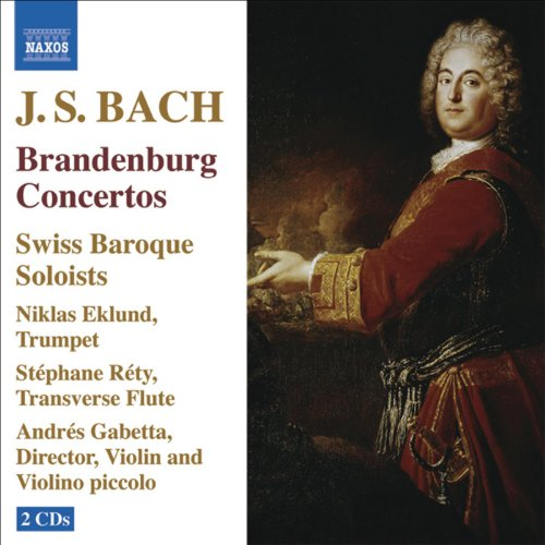 Js Bach Concertos (Bach, J.S.: Brandenburg Concertos Nos. 1-6)