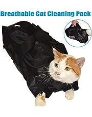 Wildlead Suministro de Mascotas Gatos de Aseo Bolsas de sujeción para el Corte de uñas Inyectar