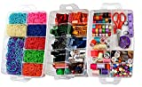 Sooyee 3-Layer Things & Crafts Storage Box with 30