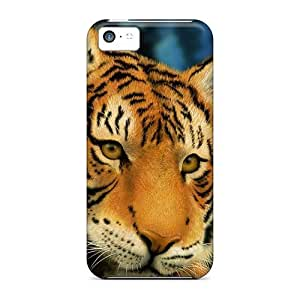 New Fashionable NikRun VpYyi3425RlqyE Cover Case Specially Made For Iphone 5c(drawing Tiger)
