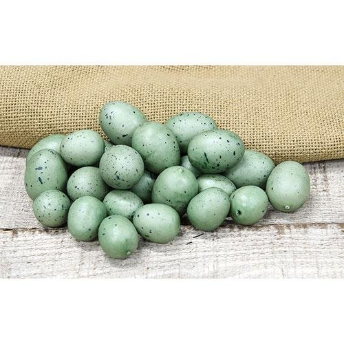 Heart of America Blue Speckled Eggs - Set of 24