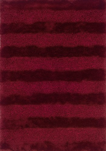 Oriental Weavers 27202 Fire Fusion Area Rug, 8-Feet by 11-Feet