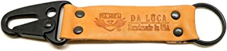 product image for DaLuca Leather Key Chain Natural Essex PVD