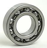 6313 bearing - FAG 6313-C3 Deep Groove Ball Bearing, Single Row, Open, Steel Cage, C3 Clearance, Metric, 65mm ID, 140mm OD, 33mm Width, 11000 rpm Maximum Rotational Speed, 9300 lbf Static Load Capacity, 13400 lbf Dynamic Load Capacity