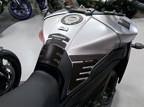 Kit Autocollant R/ésine Gel 3d Protections Compatible Moto Yamaha Fz1 Carbone