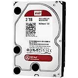 Western Digital WD Red 2 TB NAS Hard Drive: WD20EFRX