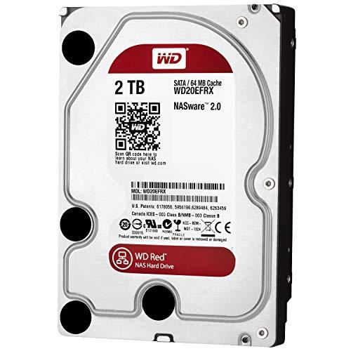 WD Red 2TB NAS Hard Drive