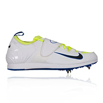63cb24c6af646 Nike ZOOM PV II Mens Size 6 WOMENS 7.5 Shoe WHITE VOLT GREEN TREASURE BLUE  Athletic