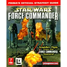 Star Wars: Force Commander: Prima's Official Strategy Guide