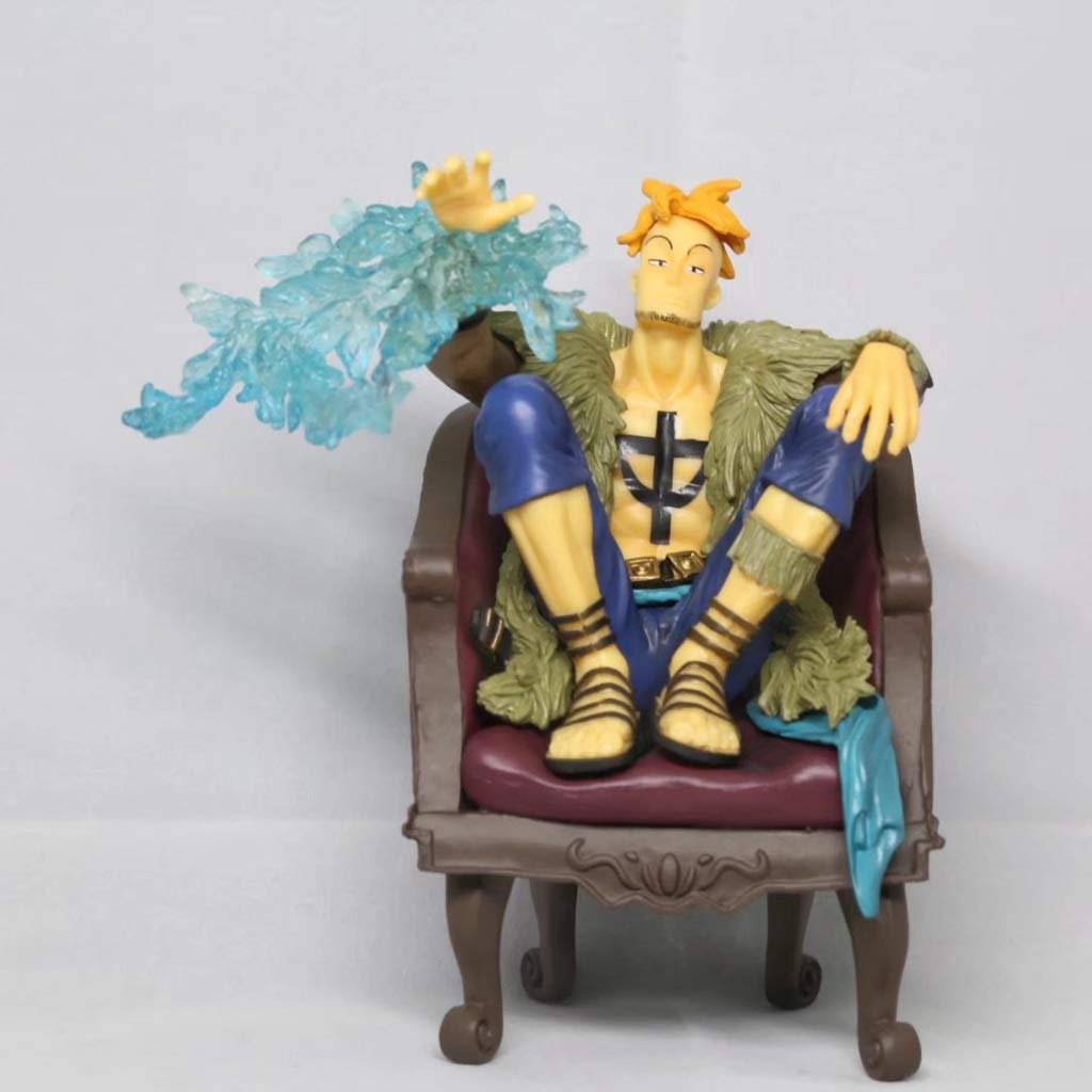 JSSFQK Toy Statue Toy Model Cartoon Character Souvenir Decorazione   15CM Giocattolo
