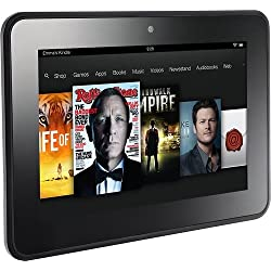 Amazon Kindle Fire Hd 7in Tablet - 16gb Black 2nd Gen X43z60