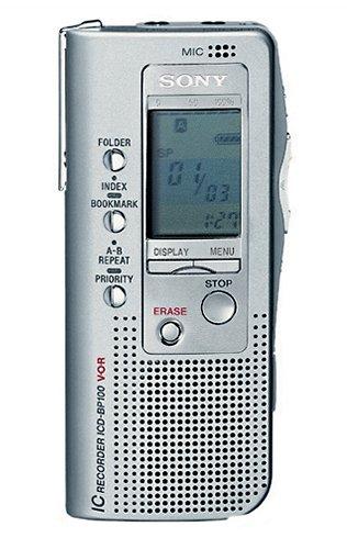 DRIVER: IC RECORDER ICD BP100