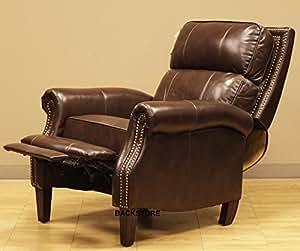 Amazon.com: Barcalounger Oxford II Recliner Lounger Chair ... on Barcalounger Outdoor Living id=97135