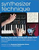 img - for Synthesizer Technique (Keyboard Synthesizer Library) book / textbook / text book