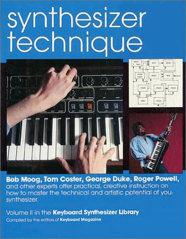 Synthesizer Technique (Keyboard Synthesizer Library)