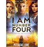 I Am Number Four, Pittacus Lore, 006211655X
