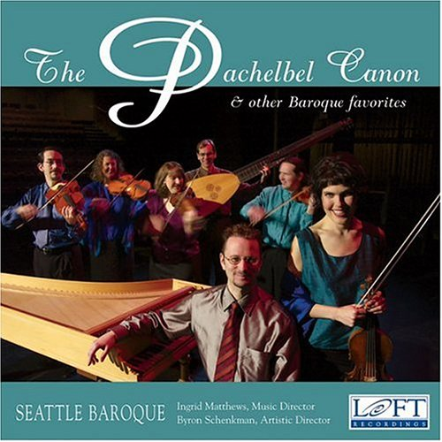Canon & Other Baroque Favorites