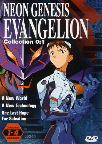 Neon Genesis Evangelion, Collection 0:1 (Episodes 1-4) by Section 23