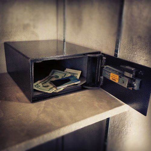 Fort Knox Personal Pistol Safe from Fort Knox