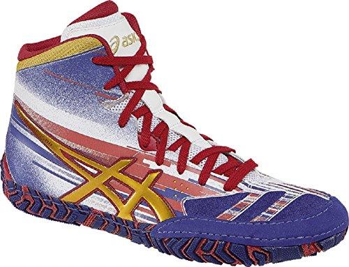 ASICS Aggressor 2 L.E. Lightning Strike Wrestling Shoes