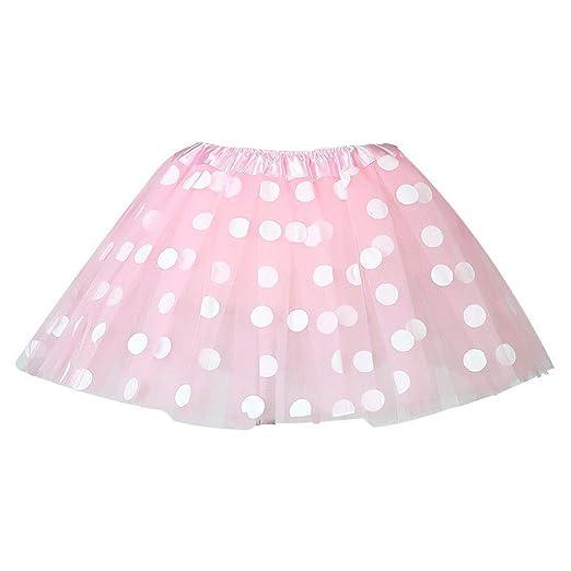 VIVIANU - Falda de tutú para niña, vestido de princesa para niña ...