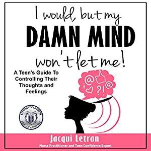 I Would, but My Damn Mind Won't Let Me Audiobook