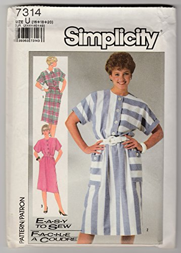 - Simplicity 7314 Men's Leisure Suit Vintage Sewing Pattern Check Offers for Size
