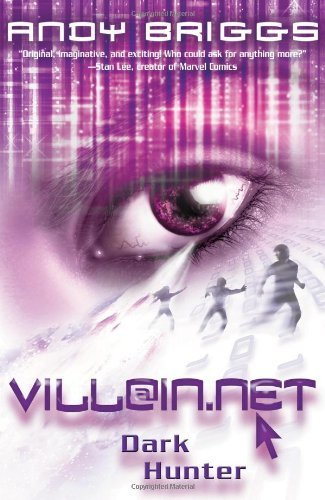 Dark Hunter (Villain.net) by Andy Briggs (2009-12-22)