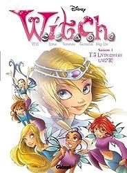 Witch saison 1, Tome 5 : La dernière larme