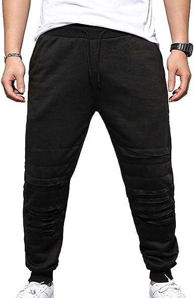 Pantalones Largos Deportivos De Jogging Running para Hombre ...