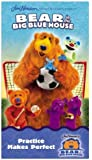 Bear in the Big Blue House - Practice Makes Perfect [VHS]