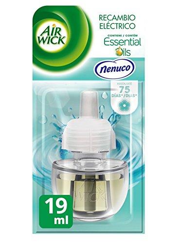 Air Wick Ambientador Eléctrico Recambio Nenuco 25%