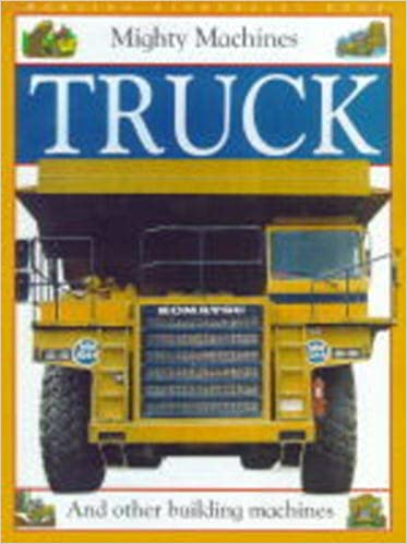 Book Truck (Mighty Machines)