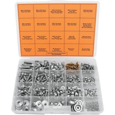 Bolt Service Department Assortments Kit/Service Dept Euro Style