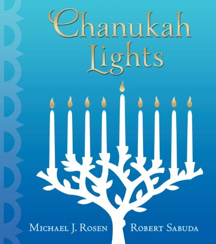 Chanukah Lights Signed Limited Edition in Slipcase by Candlewick Press (Image #1)