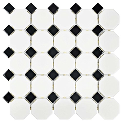 Mosaic Floor Tile Patterns Amazon