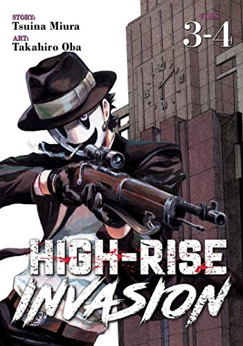 - High-Rise Invasion Vol. 3-4 (High-Rise Invasion Omnibus)