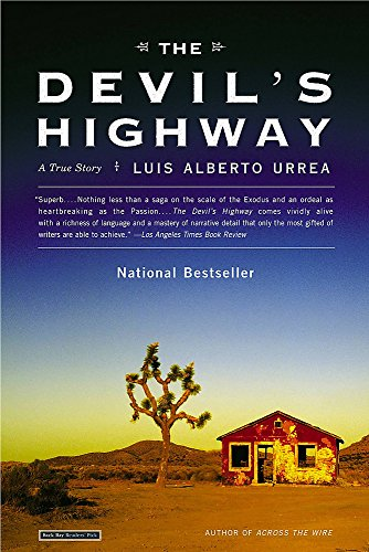 Book cover from The Devils Highway: A True Story by Luis Alberto Urrea