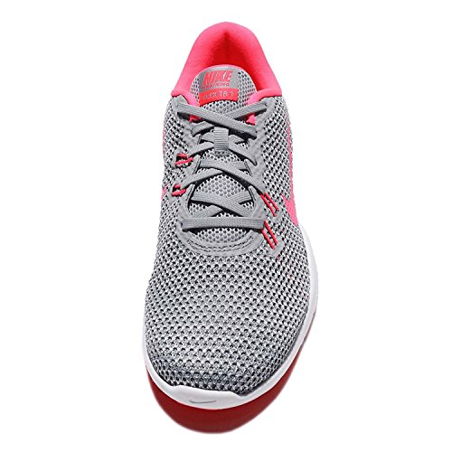 Grey W Wolf Nike Shoes Racer Multicoloured Stealth Women's 7 Competition Running Trainer Flex Pink 6RavwxR