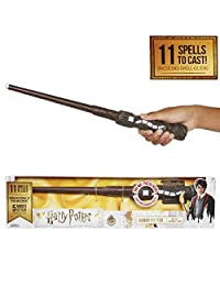 Harry Potter Feature Wizard Training Wand Toy, Brown