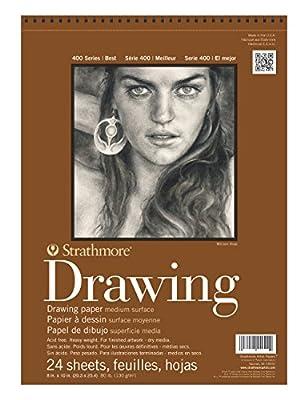 Strathmore 400 Drawing Pad Bundles